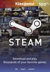 100 TL Steam Cüzdan