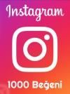 Instagram Beğeni 1000 Adet