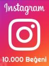 Instagram Beğeni 10000 Adet