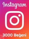 Instagram Beğeni 3000 Adet