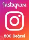 Instagram Beğeni 800 Adet