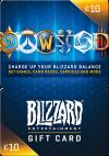 Battlenet Gift Card - 10 Euro
