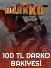 Darkko 100 TL