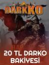 Darkko 20 TL