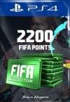 Fifa 20 PS4 - 2200 Fifa Points