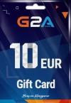 10 Euro G2A Gift Card