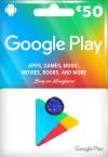 Google Play 50 Euro
