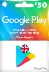 Google Play 50 GBP