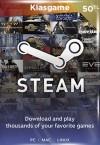 50 TL Steam Cüzdan