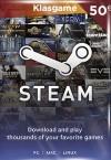 50 Euro Steam Cüzdan Kodu