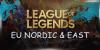 League Of Legends EU Nordic East
