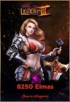 Legend Online 7500+750 Elmas EPİN
