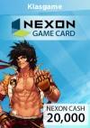 Nexon 20000 Cash