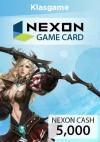 Nexon 5000 Cash