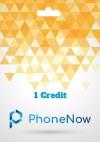 PhoneNow 1 Kredi