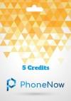 PhoneNow 5 Kredi