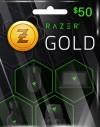 Razer Gold 50 USD (Global)