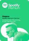 1 Aylık Spotify Premium Üyelik