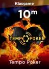 Tempo Poker 10M Chip