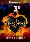 Tempo Poker 3 B Chip