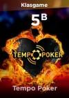 Tempo Poker 5 B Chip