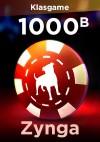 Facebook Zynga 800 B Chip + 200 B Bonus