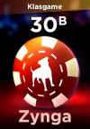 Facebook Zynga 24 B Chip + 6 B Bonus