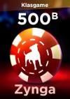 Facebook Zynga 400 B Chip + 100 B Bonus