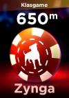 Facebook Zynga 550M Chip + 100M Bonus