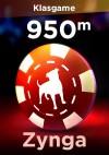 Facebook Zynga 850M Chip + 100M Bonus