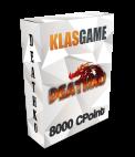 Deathko 6400 Cpoint + 1600 Bonus