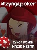 Facebook Zynga Poker Hazır Hesap