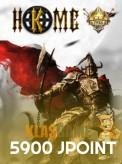 HomekoWorld 4800 JPoint + 1100 JPoint Bonus