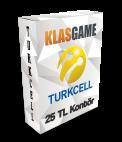 Turkcell 25 TL