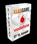 Vodafone 27 TL