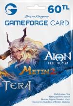 GameForge 60 TL Epin
