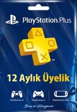 PlayStation Plus 12 Aylık Üyelik (TR)