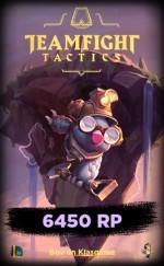 LoL Taktik Savaşları 6450 RP