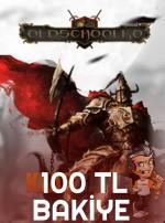 Oldschoolko 100 TL