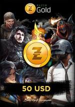Razer Gold Global 50 USD
