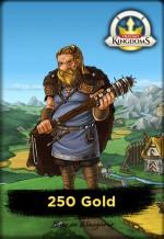 Travian Kingdoms 250 Gold