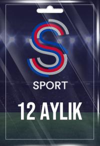 S Sport 12 Aylık