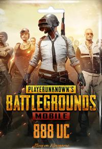 Pubg Mobile 888 UC