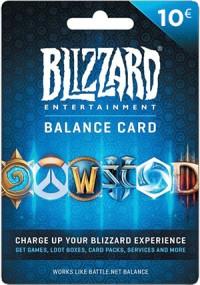 BattleNet Gift Card 10 €  (EU)
