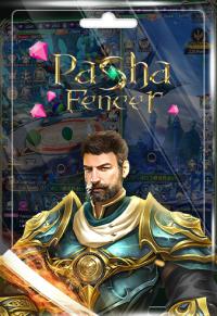 Pasha Fencer 60 Elmas