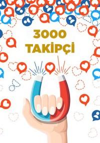 Instagram Kişisel Hesap - 3K Takipçi