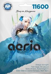 Aeria Games 11600 AP