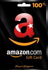 Amazon TR Hediye Kartı 100 TL