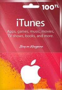 Apple Store 100 TL