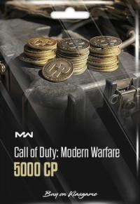 Call of Duty: Modern Warfare 5000 CP